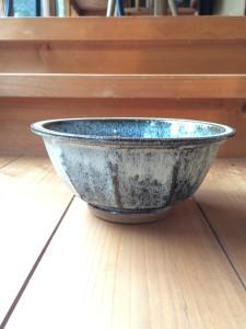 小代焼ふもと窯 面取鉢