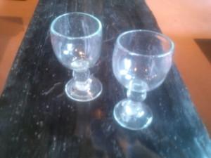 太田潤手吹き硝子工房 ワイングラス