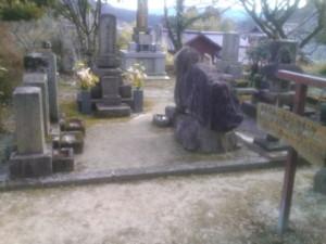 臼井六郎のお墓