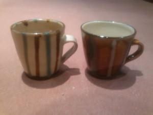 黒木昌伸さんのマグカップ