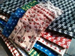 インド染織品