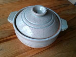 伊賀丸柱 7寸深土鍋